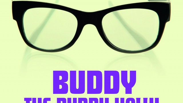 """Buddy Holly"" von Alan Janes"